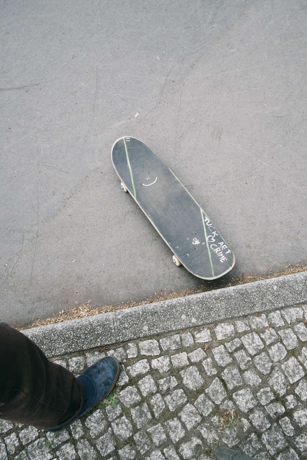 Project DSS, Berlin | fine lines Marketing GmbH – Skateboard Agentur