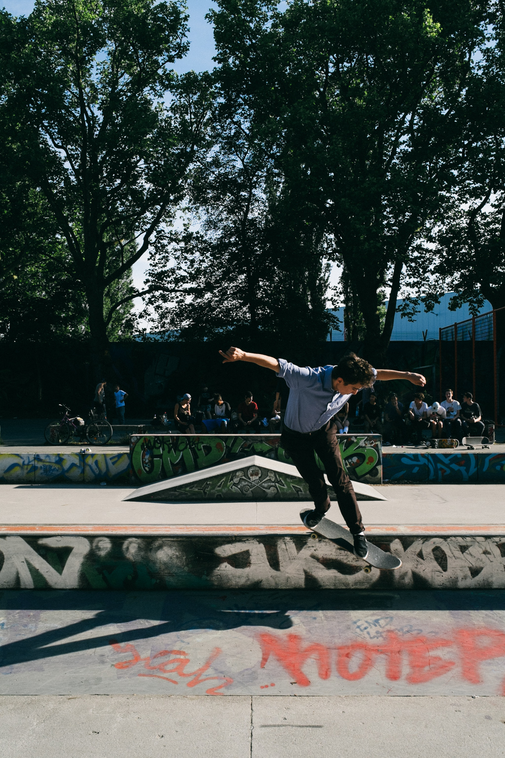 Nepomuk Herok, BS Smith Grind, Project DSS | fine lines Marketing GmbH