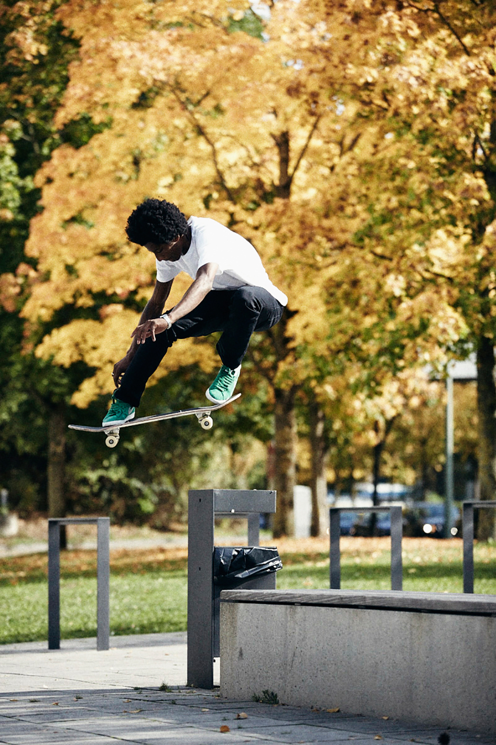 Collin McLean, Shifty Ollie, Nike SB, Call it a day   fine lines Marketing